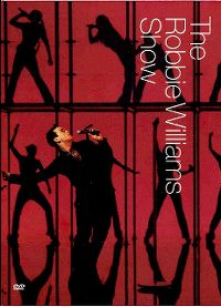 Cover Robbie Williams - The Robbie Williams Show [DVD]